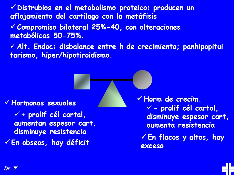 Compromiso bilateral 25%-40, con alteraciones metabólicas 50-75%.