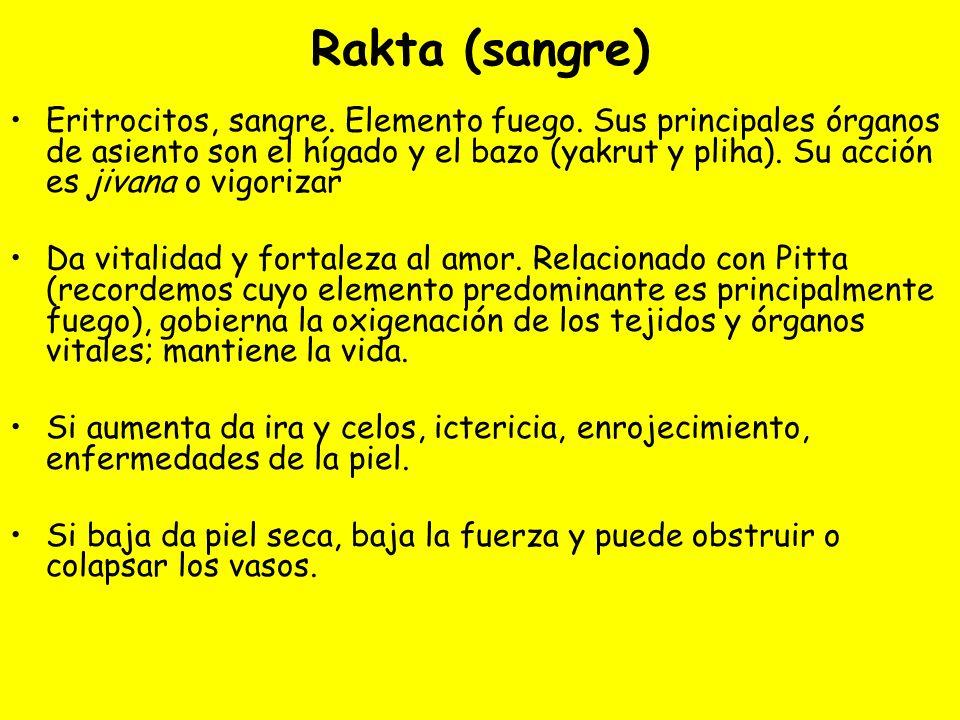 Rakta (sangre)