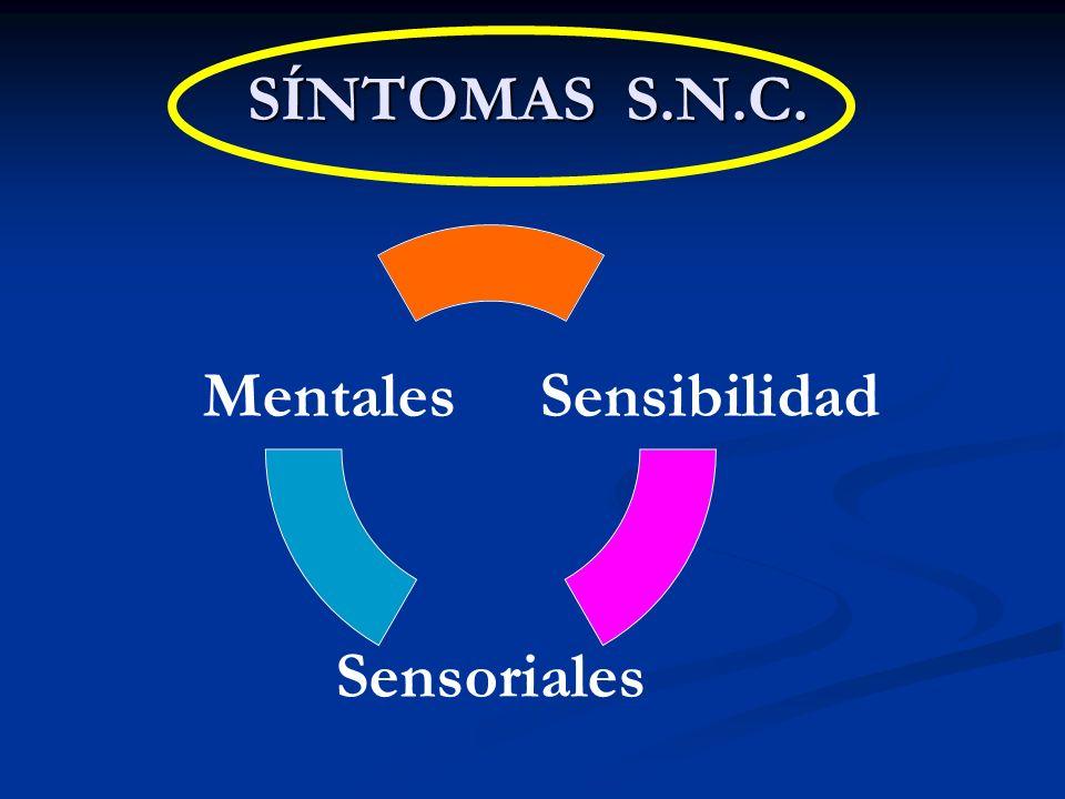 SÍNTOMAS S.N.C.