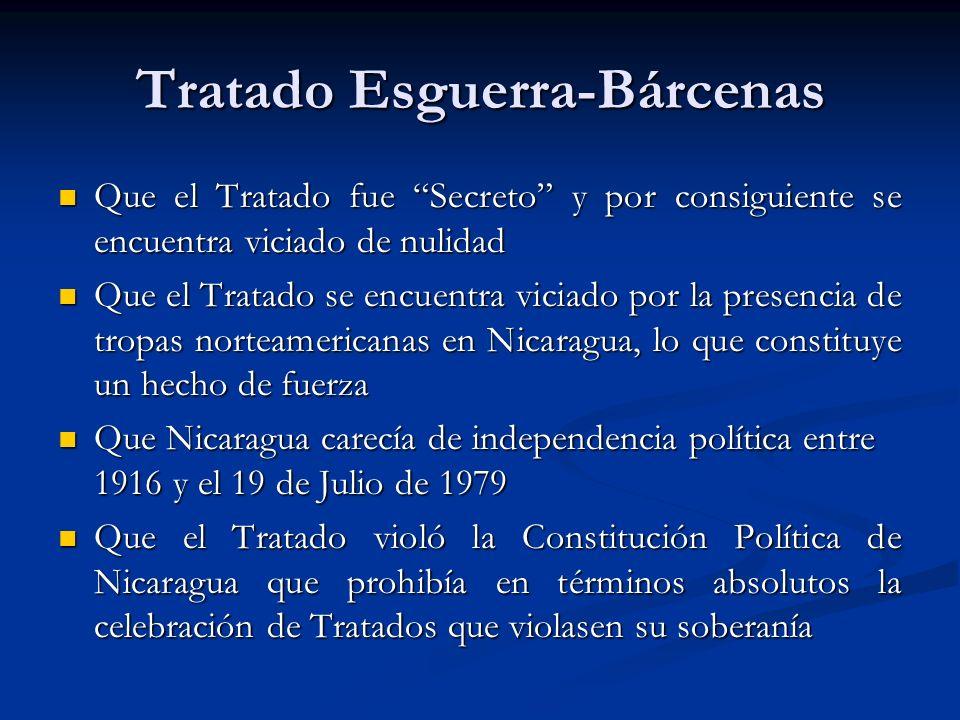 Tratado Esguerra-Bárcenas