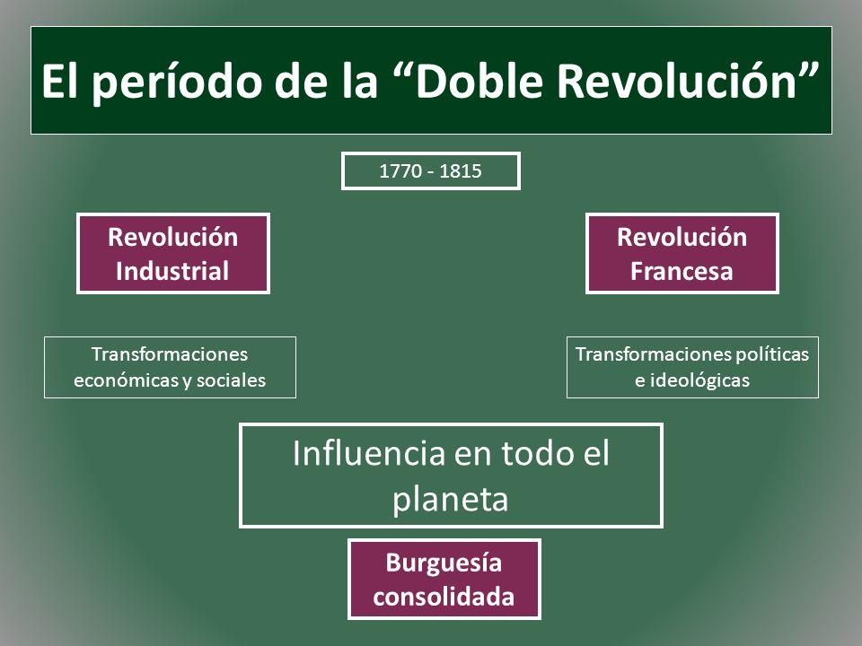 El período de la Doble Revolución
