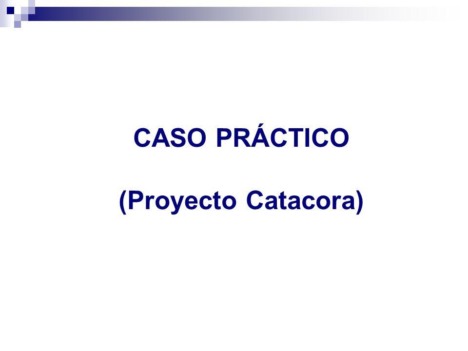 CASO PRÁCTICO (Proyecto Catacora)