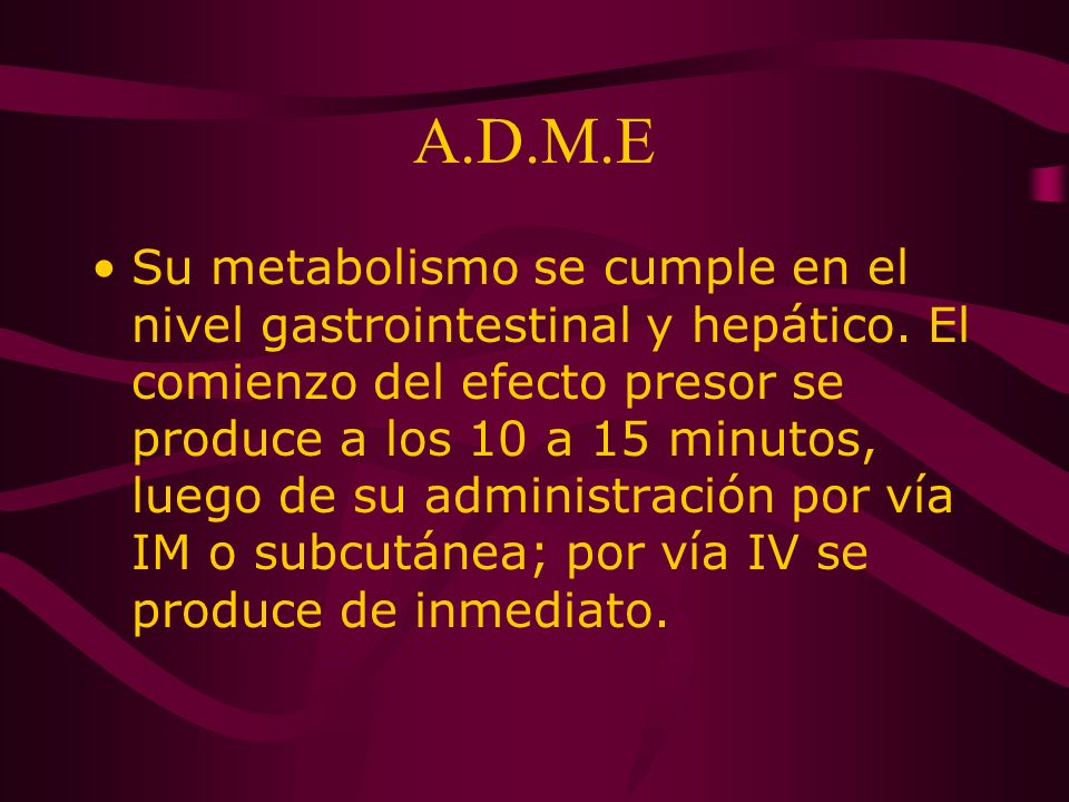A.D.M.E
