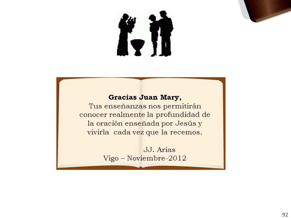Gracias Juan Mary,