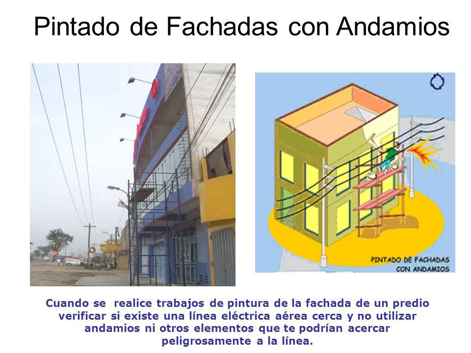 Higiene y seguridad en el trabajo riesgo electrico ppt - Pintado de fachadas ...