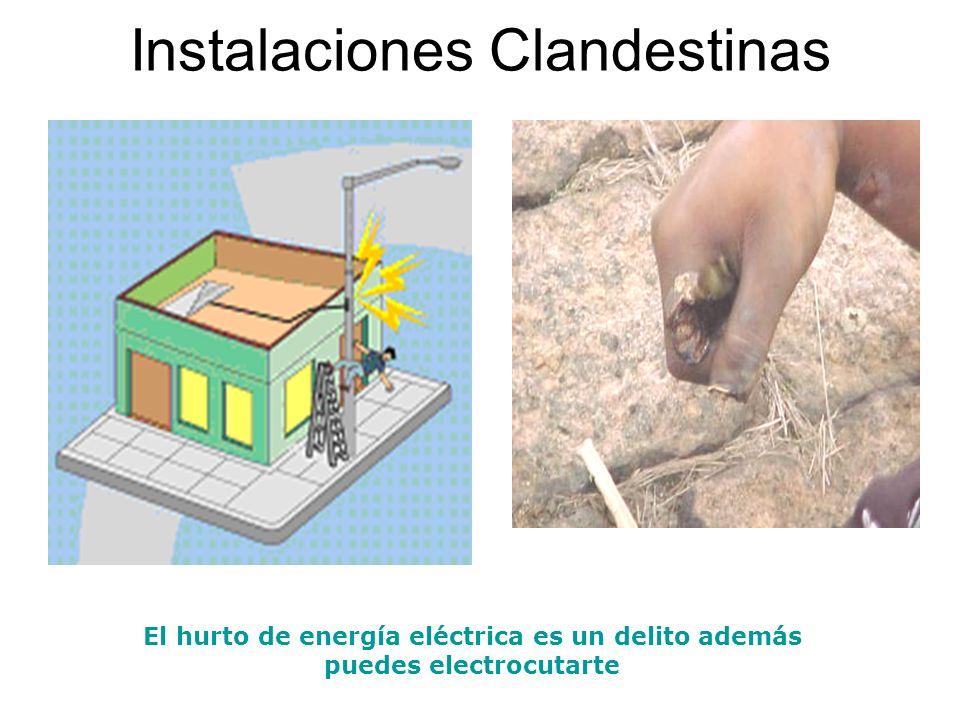 Instalaciones Clandestinas