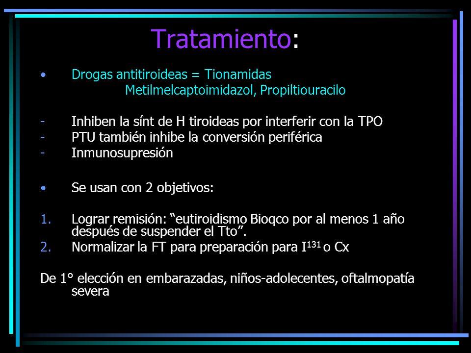 Metilmelcaptoimidazol, Propiltiouracilo