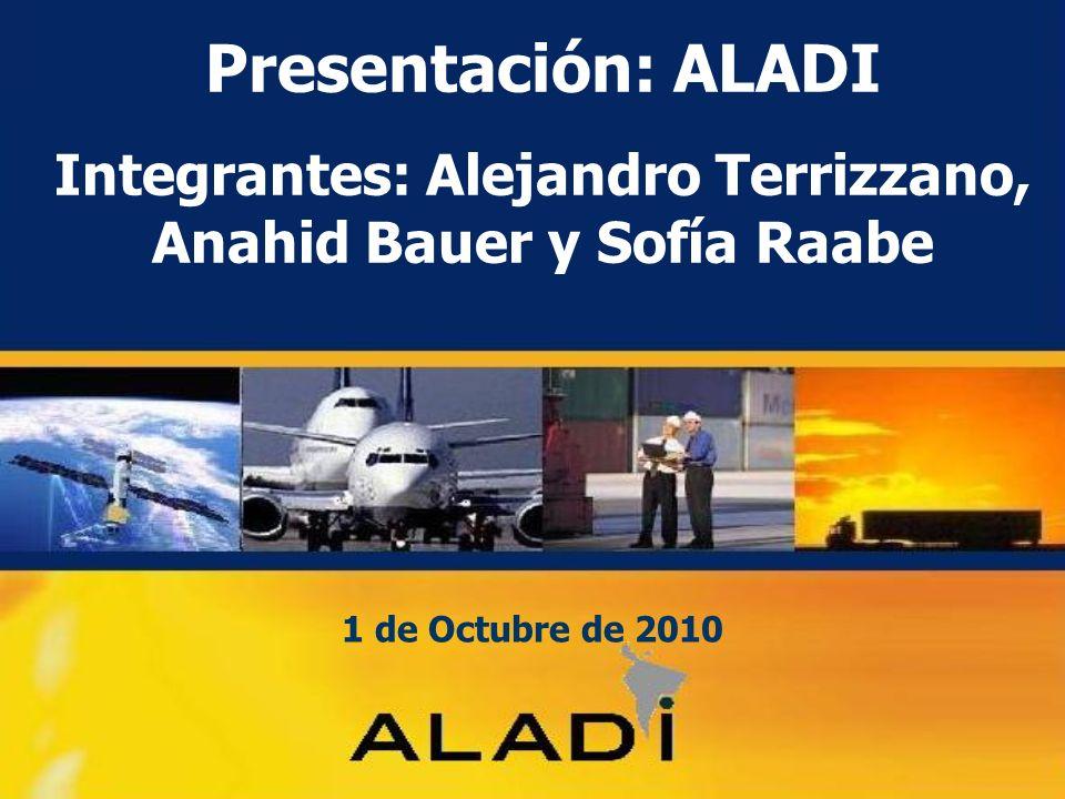Integrantes: Alejandro Terrizzano, Anahid Bauer y Sofía Raabe