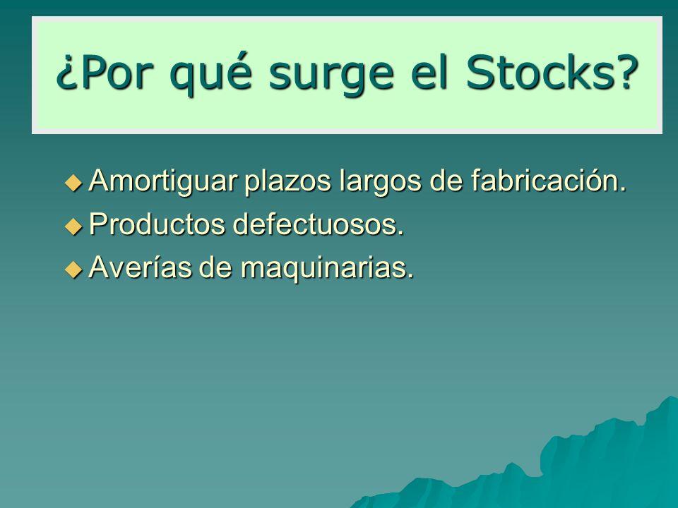 ¿Por qué surge el Stocks