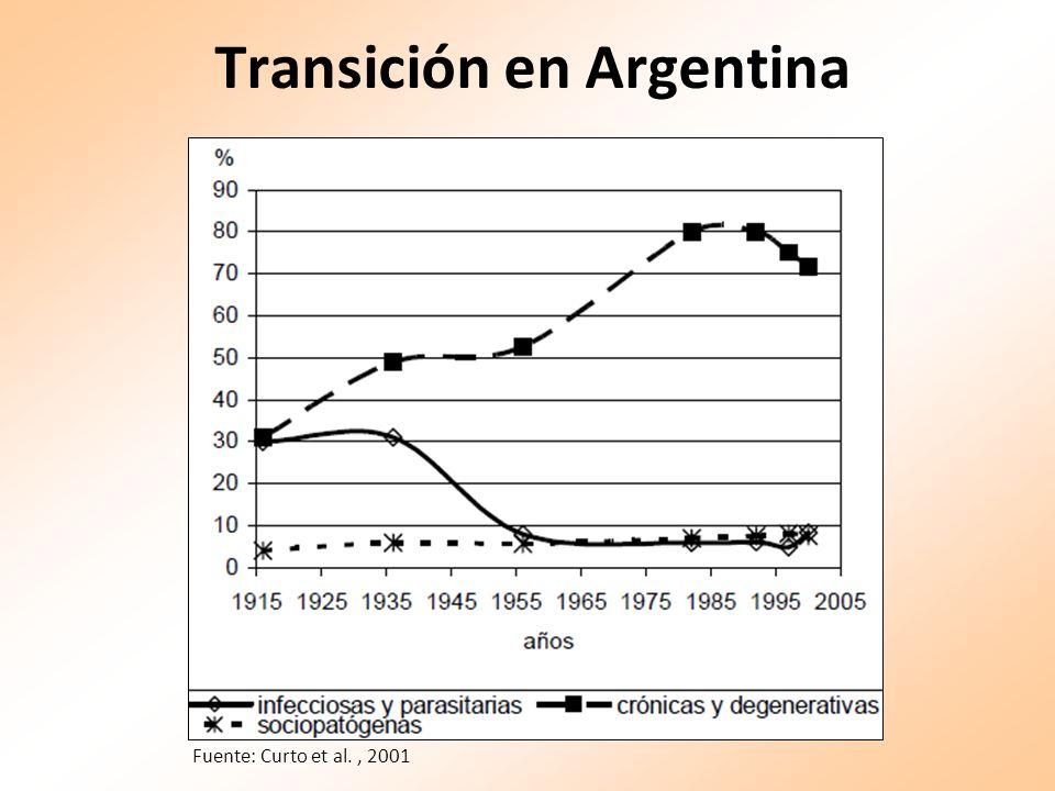 Transición en Argentina