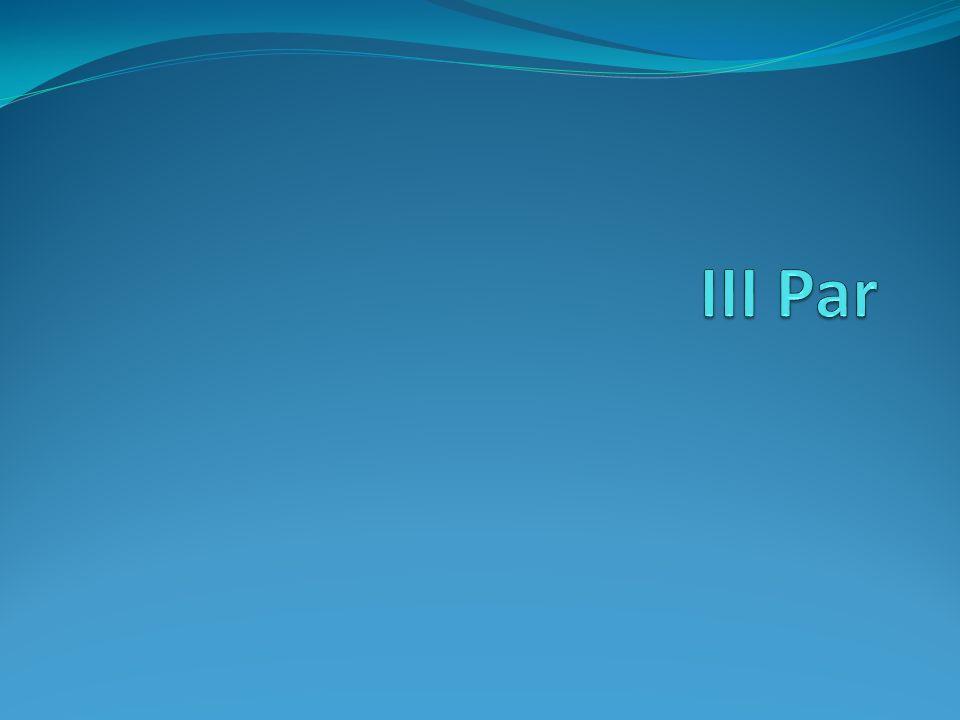 III Par