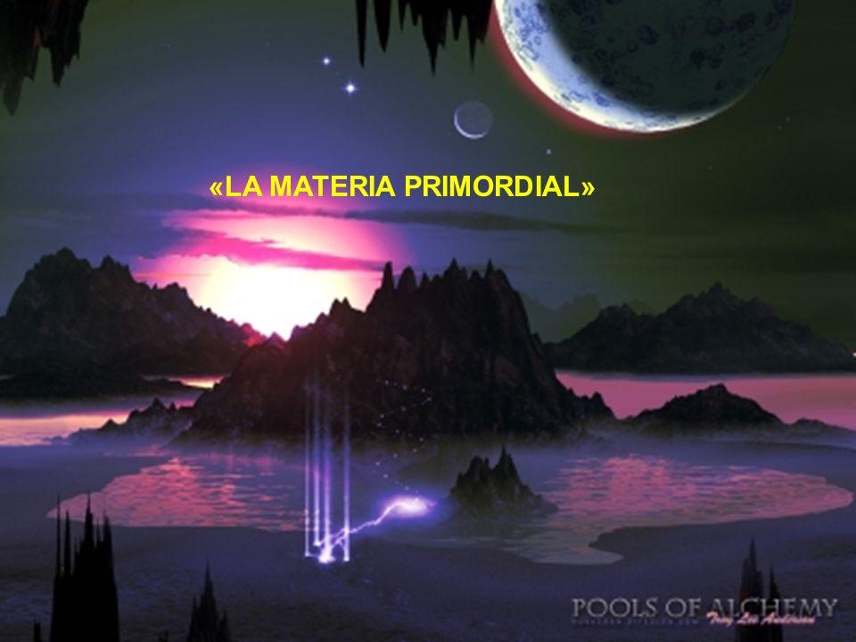 «LA MATERIA PRIMORDIAL»