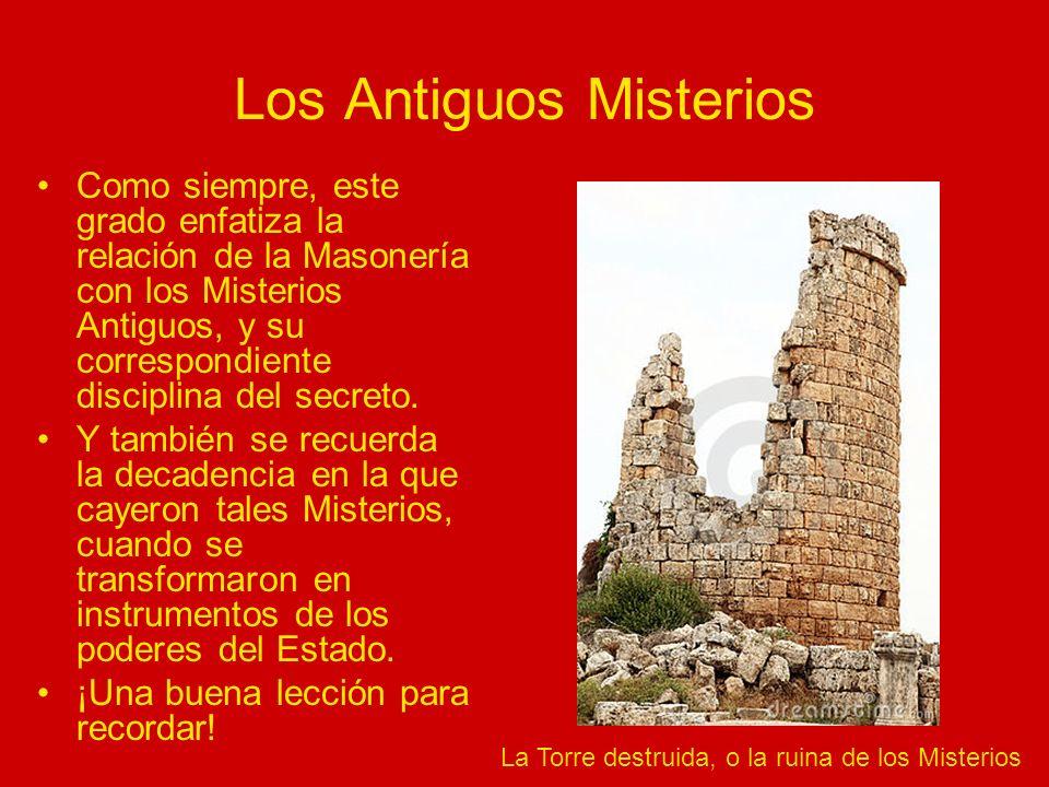 Los Antiguos Misterios
