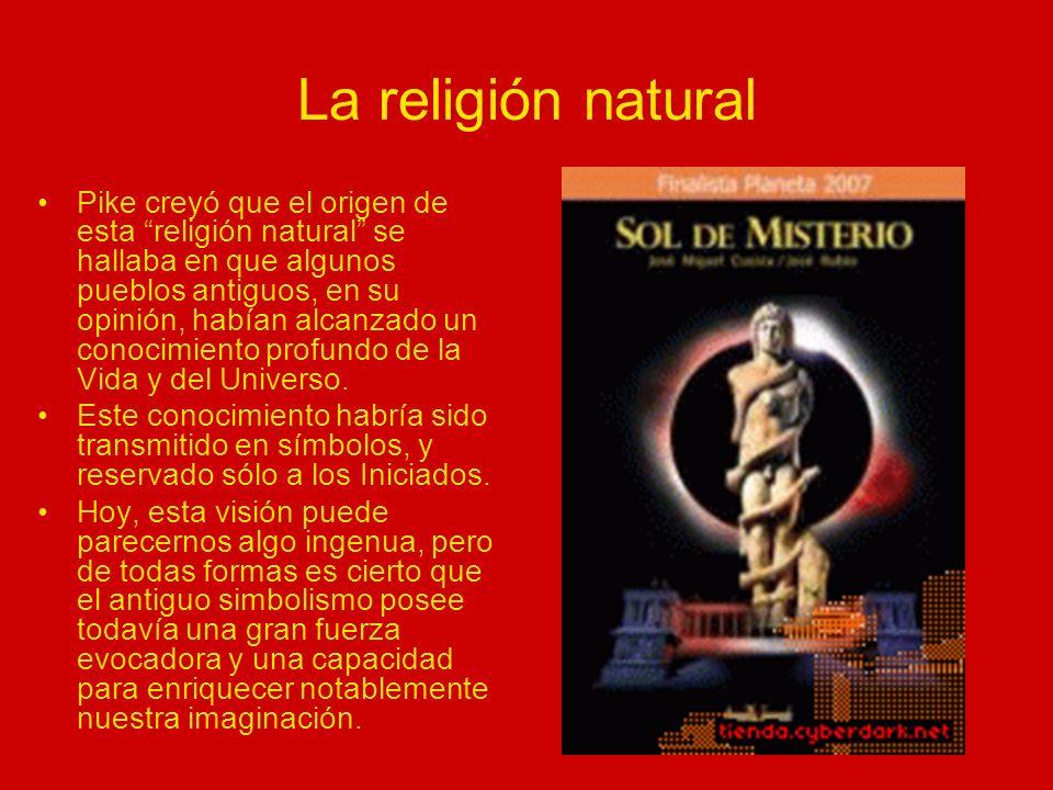 La religión natural