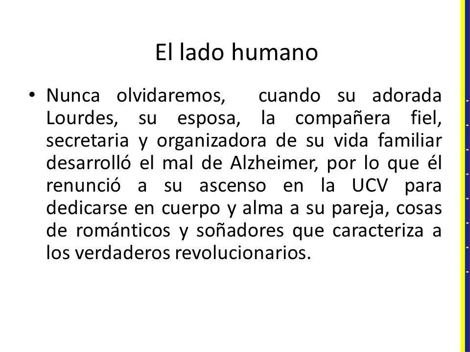 El lado humano