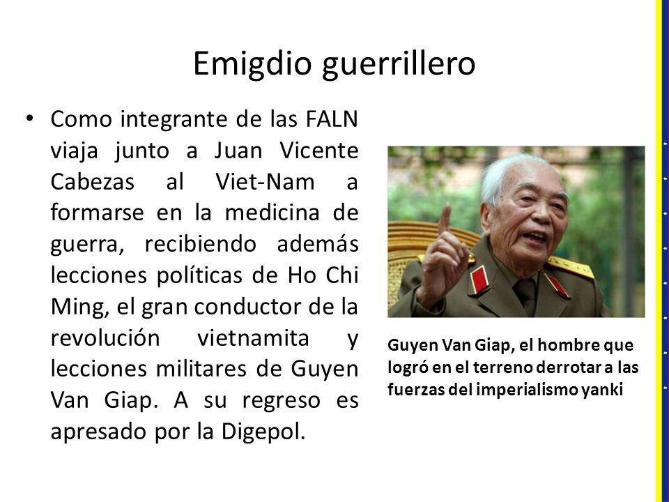 Emigdio guerrillero