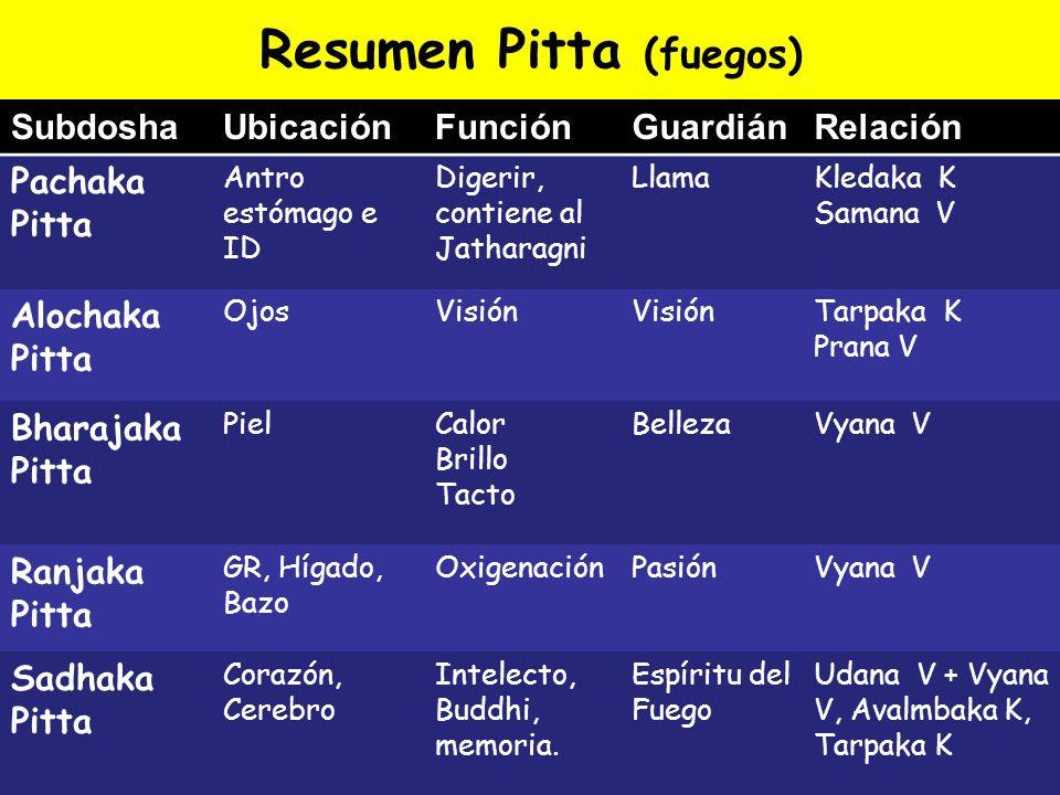 Resumen Pitta (fuegos)
