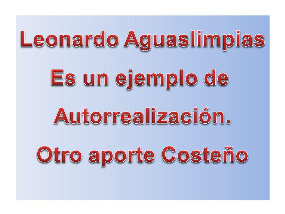 Leonardo Aguaslimpias
