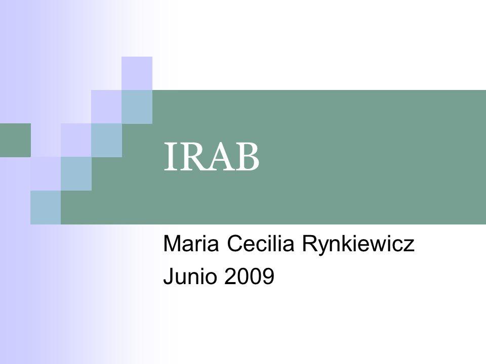 Maria Cecilia Rynkiewicz Junio 2009