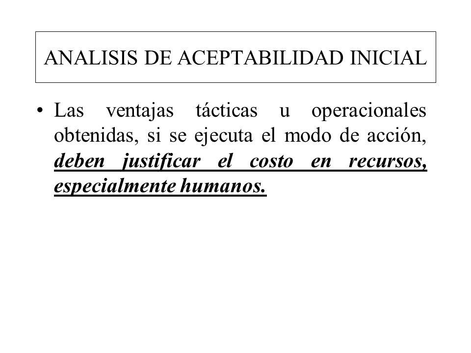 ANALISIS DE ACEPTABILIDAD INICIAL
