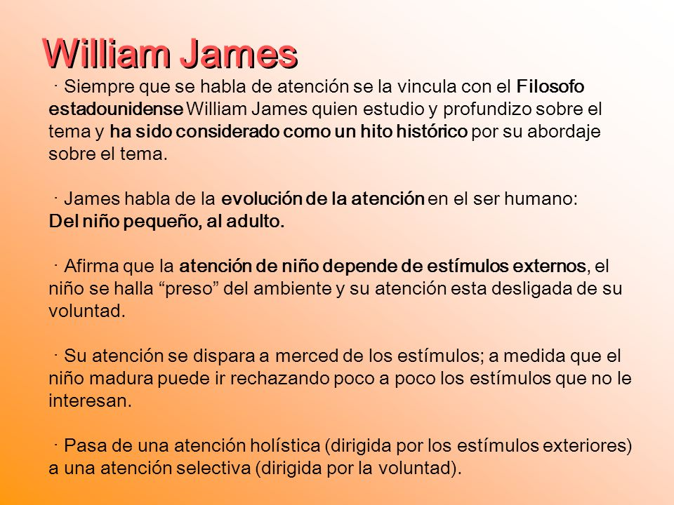 William James William James