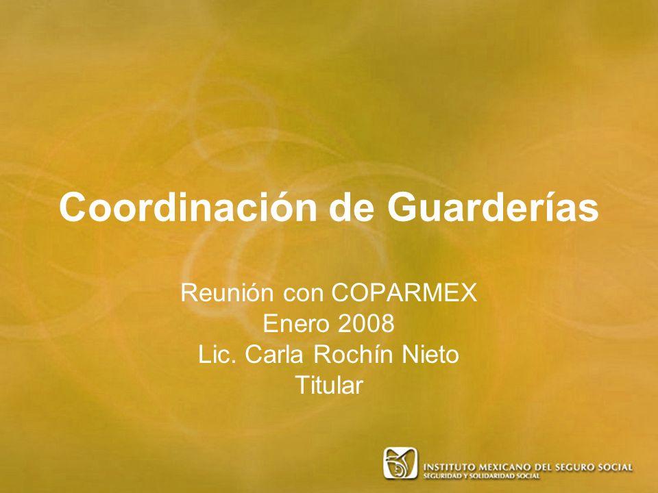 Coordinación de Guarderías