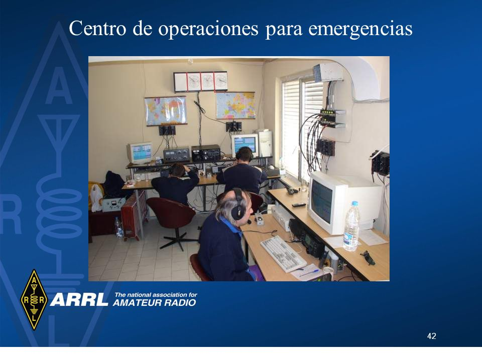 Centro de operaciones para emergencias