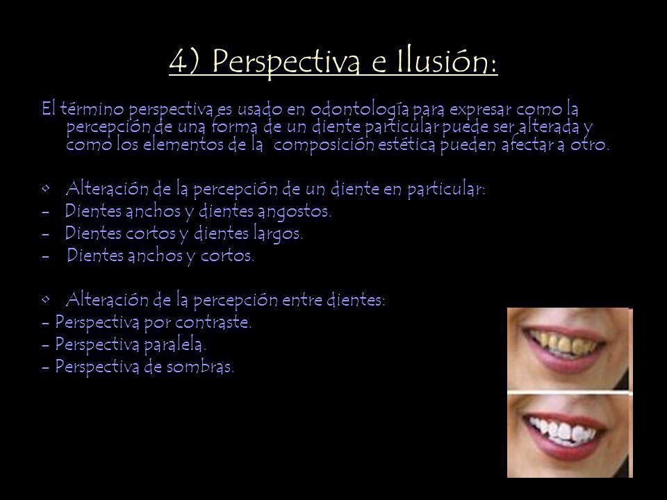 4) Perspectiva e Ilusión: