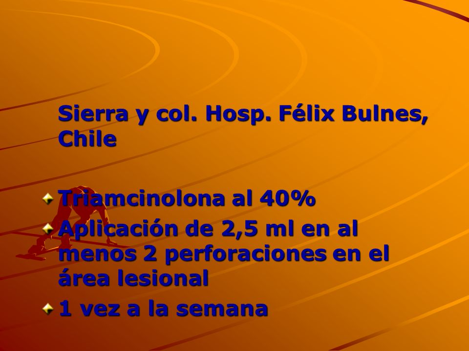 Sierra y col. Hosp. Félix Bulnes, Chile