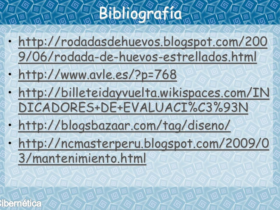 Bibliografía http://rodadasdehuevos.blogspot.com/2009/06/rodada-de-huevos-estrellados.html. http://www.avle.es/ p=768.