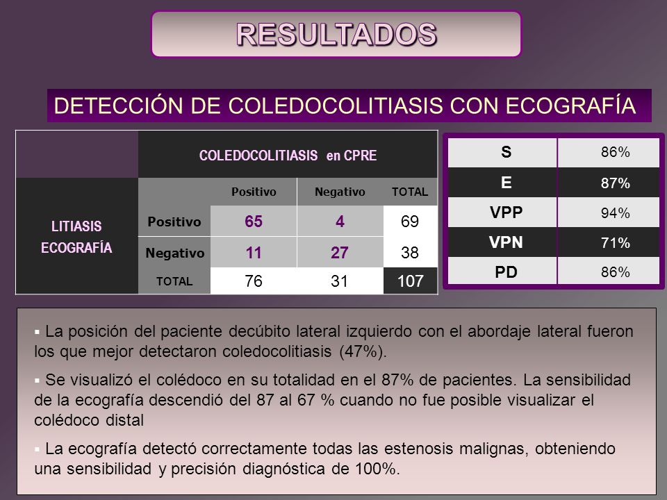 COLEDOCOLITIASIS en CPRE