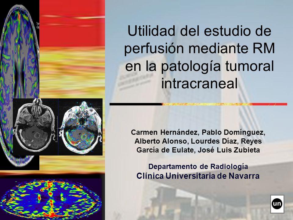 Departamento de Radiología Clínica Universitaria de Navarra