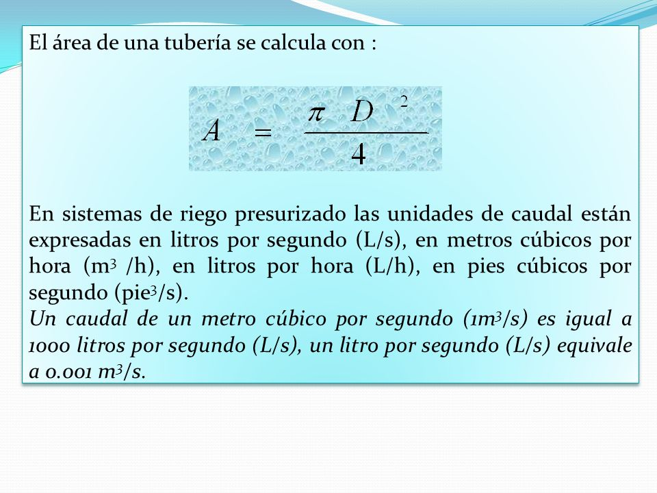 Carlos jes s baca garc a ppt descargar for Caudal en ingles