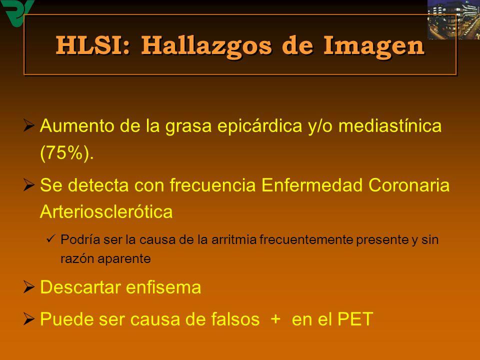 HLSI: Hallazgos de Imagen