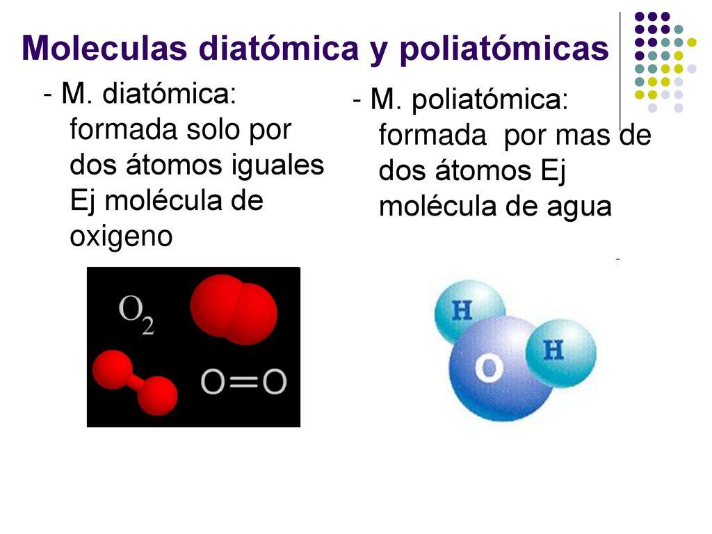 En qu se diferencian los tomos de las mol culas ppt for Molecula definicion