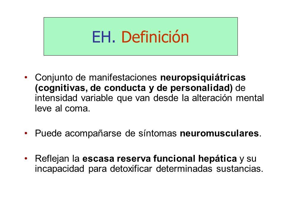 EH. Definición