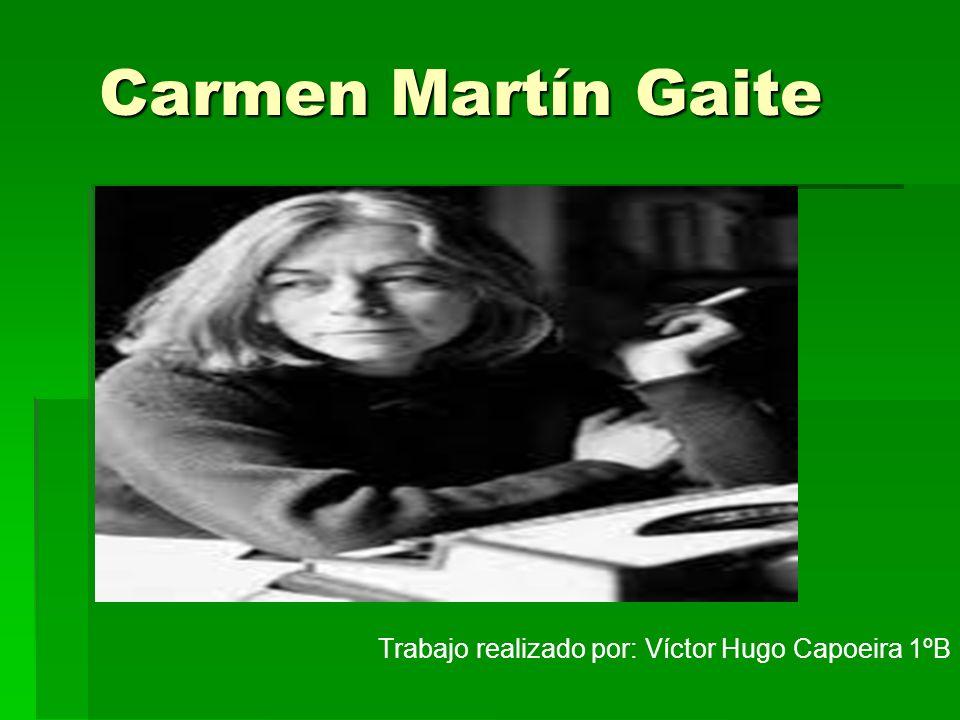 Trabajo realizado por: Víctor Hugo Capoeira 1ºB