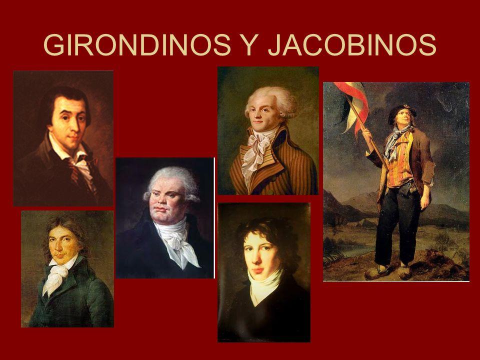 GIRONDINOS Y JACOBINOS
