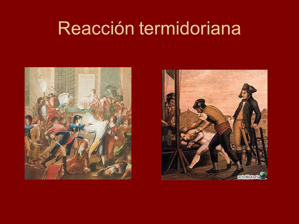 Reacción termidoriana