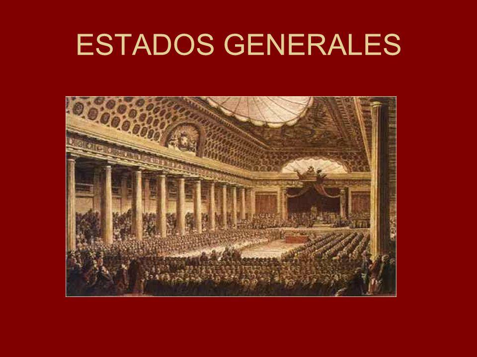 ESTADOS GENERALES