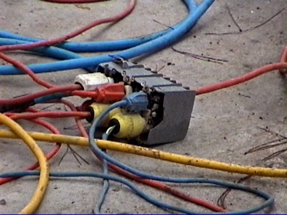Una de las violaciones más comunes de OSHA