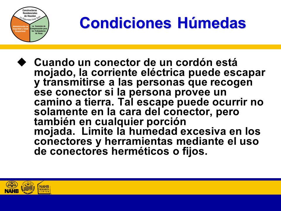 Condiciones Húmedas