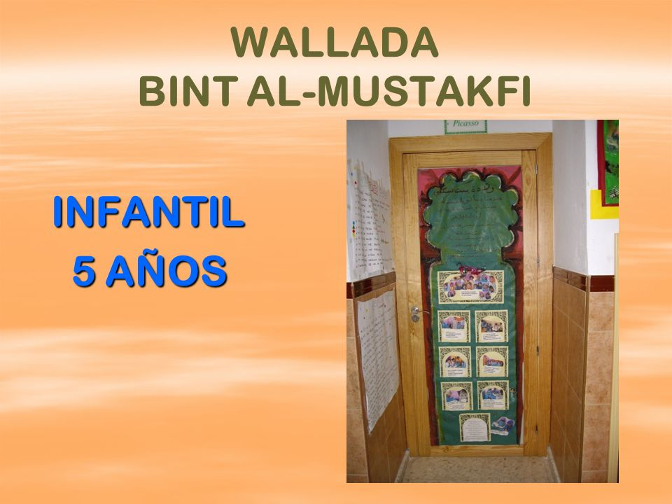 WALLADA BINT AL-MUSTAKFI