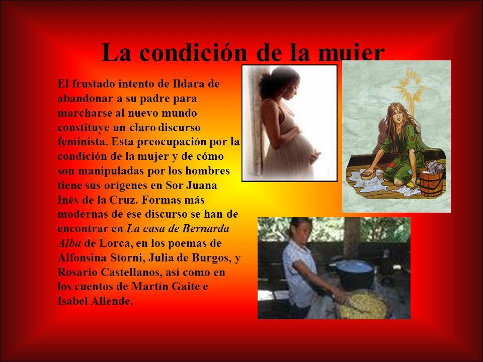 La condición de la mujer
