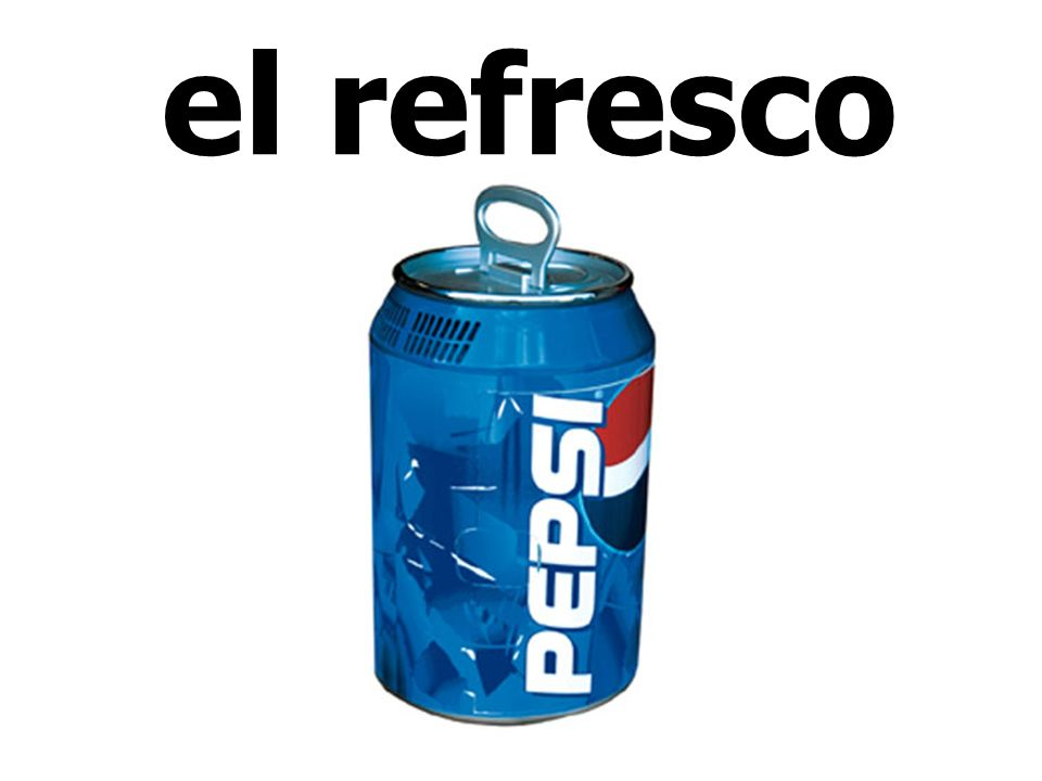 el refresco