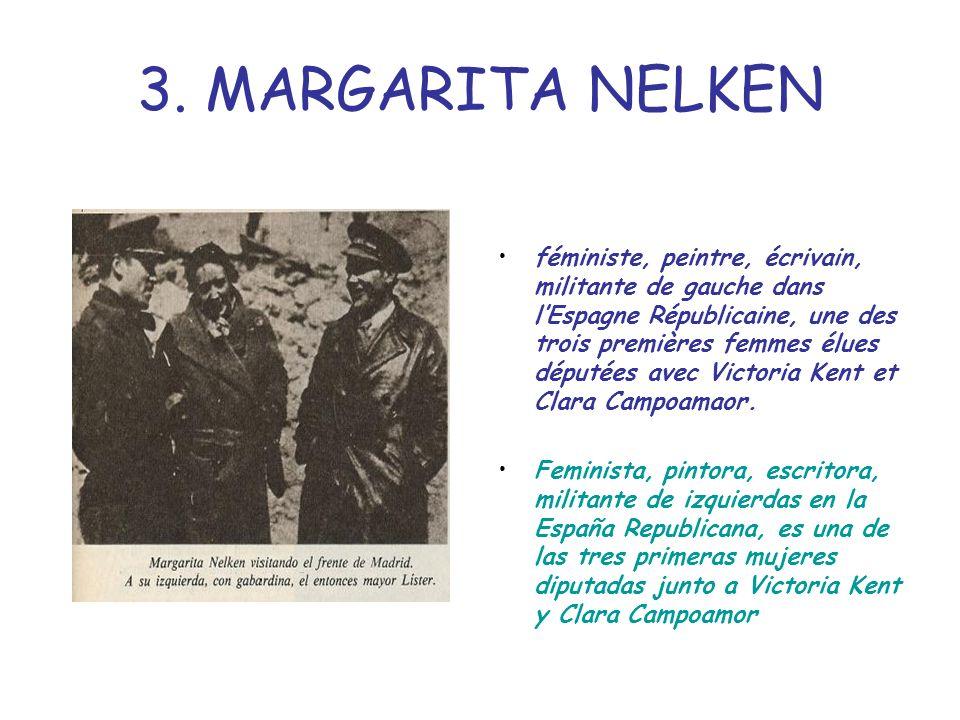 3. MARGARITA NELKEN