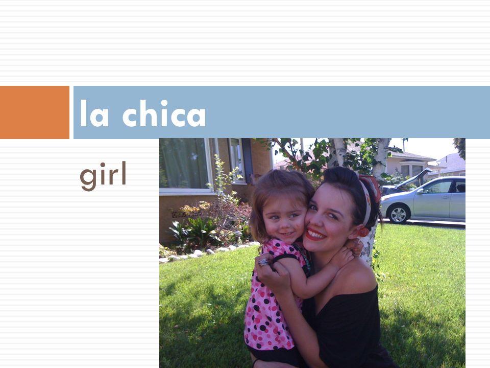 la chica girl