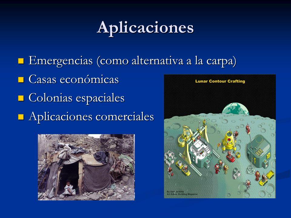 Aplicaciones Emergencias (como alternativa a la carpa)