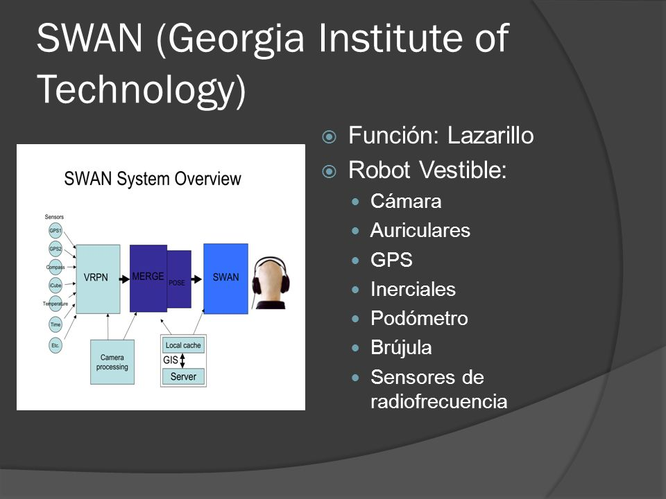SWAN (Georgia Institute of Technology)