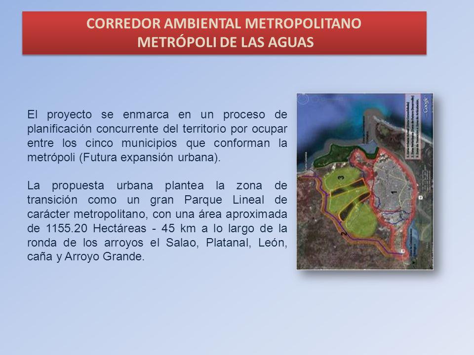 CORREDOR AMBIENTAL METROPOLITANO